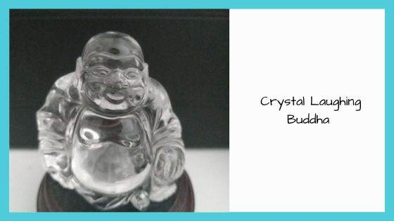 Crystal Laughing Buddha