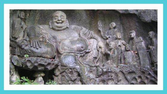 History and Origin of Laughing Buddha