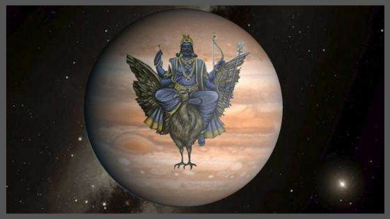Relationship of Shani with Saturn