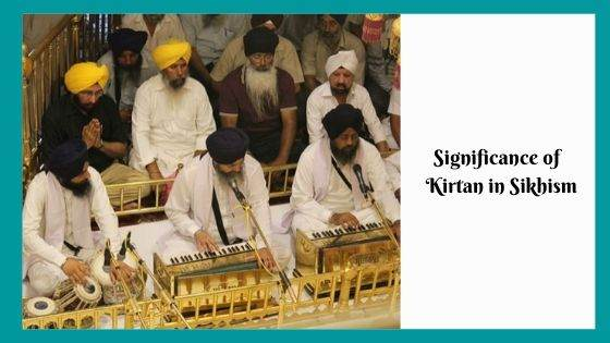 Significance of Kirtan in Sikhism