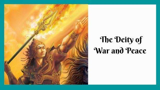 The Deity of War and Peace
