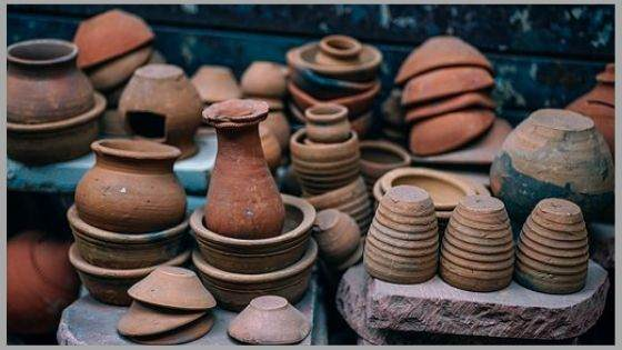 Ancient Biblical Measurements of Volume using Pottery
