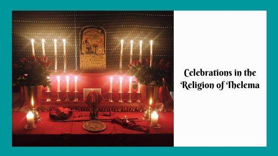 Celebrations in the Religion of Thelema