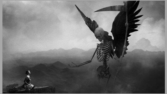 Death Angels in the Bible