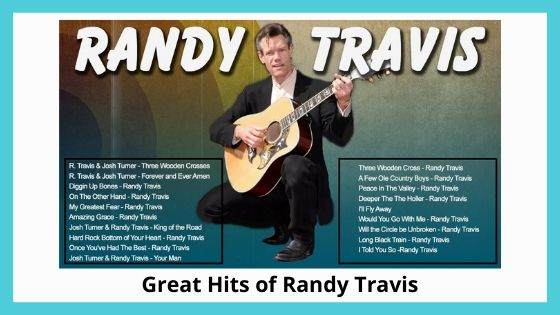 Great Hits of Randy Travis