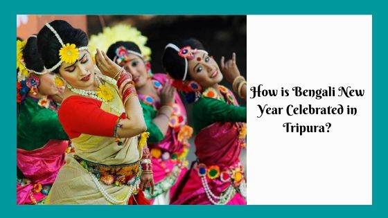 How is Bengali New Year Celebrated in Tripura
