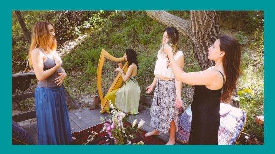 How the Modern Celebrations of Ostara are made