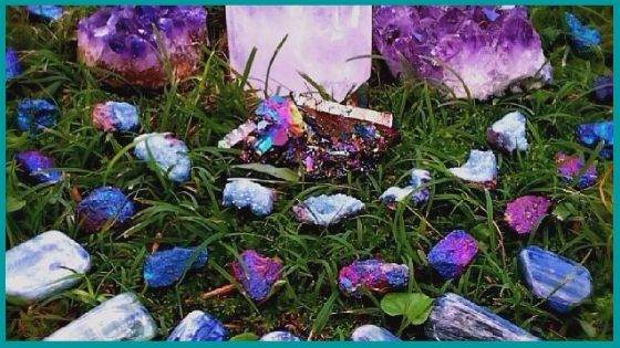 Magical Crystals and Gemstones