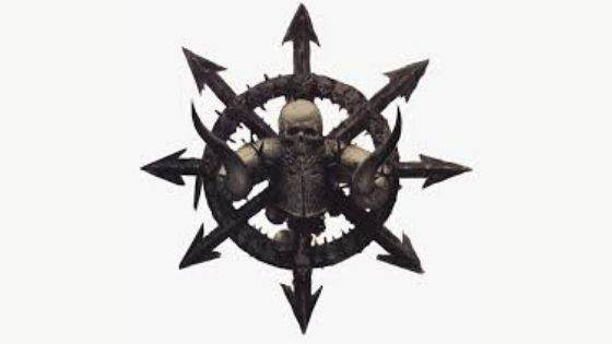 Universal symbol for chaos