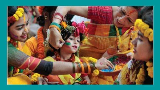 What are the Rituals connected with Bengali New year