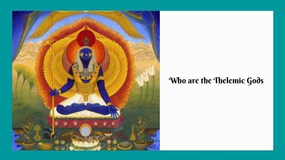 Who are the Thelemic Gods