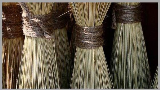 5 Easy Steps to Make a Witch Broom