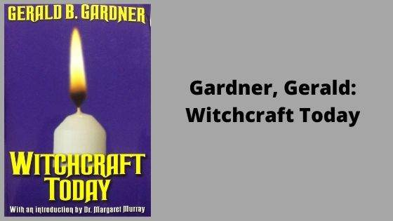 7. Witchcraft Today