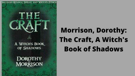 9. A Witch's Book of Shadows