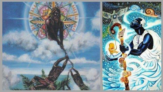 History and Legends of the God of God's