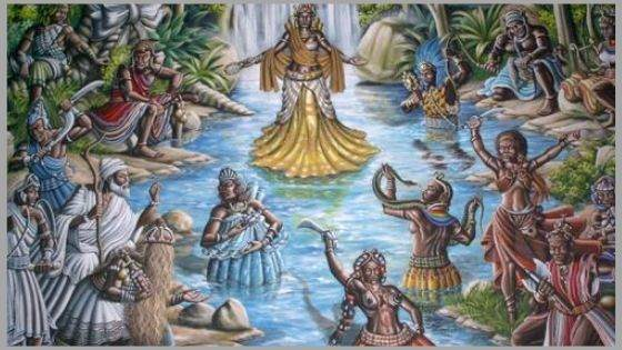 Legends of the African Belief System