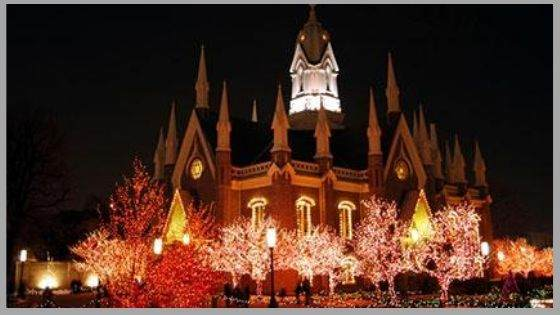 List of 7 Must-Do Mormon Christmas Traditions
