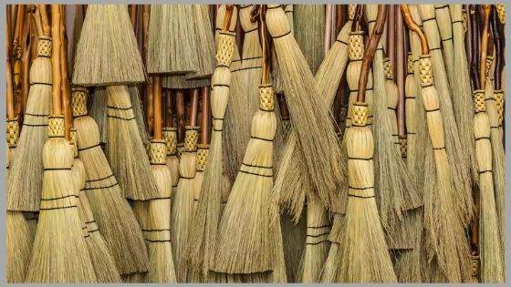 Magical Uses of the Witch Broom