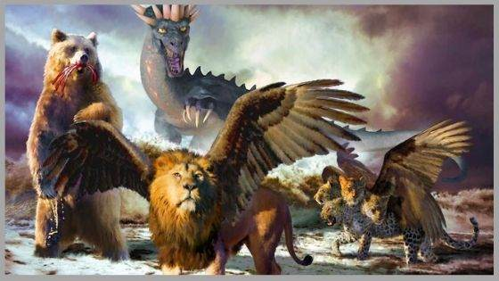 The Book of Daniel and the Four Visions