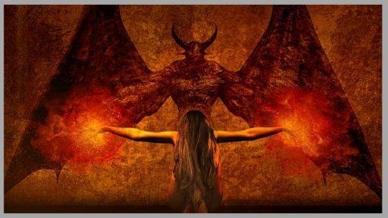 What is the true representation of the demons