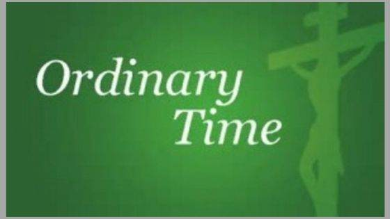 Why Is Ordinary Time Green