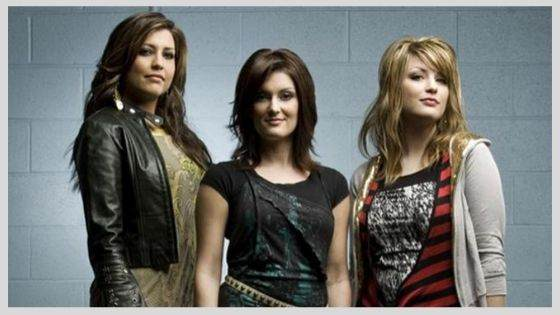 BarlowGirl and Never Alone