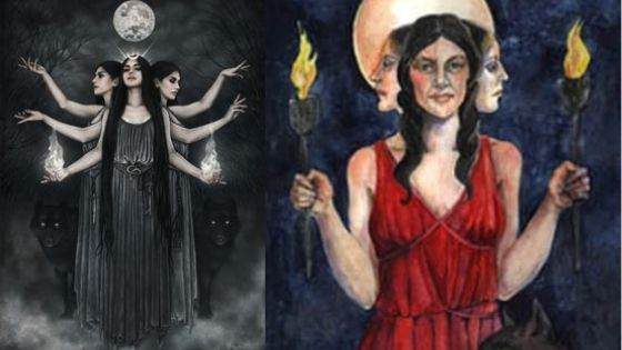 Classical Mythology about Hecate