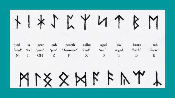How are Norse Runes related to Magical Alphabets for Pagans