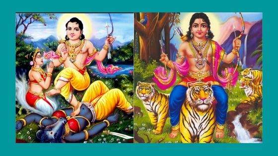 How did people realize Lord Ayyappa's Divine powers