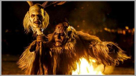 How to celebrate the Krampusnacht festival