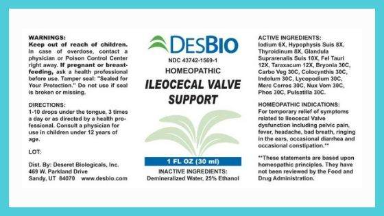 IL Valve Homeopathy Treatment
