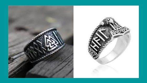 Is there some jewelry designed on Norse Runes