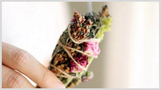 Make Your Smudge Sticks – Healing and Positivity