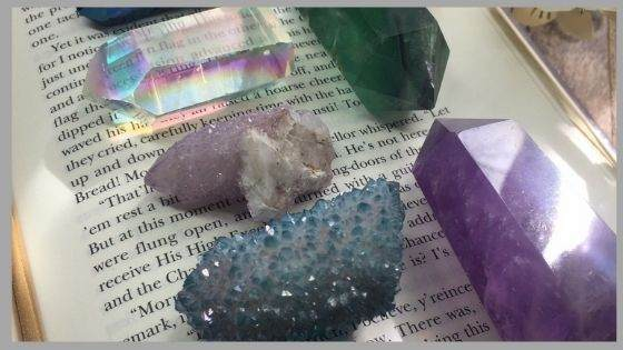 Natural and Traditional Birthstones of Citrine Healing Crystal