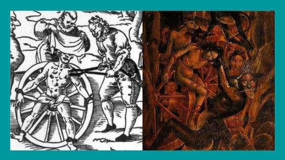 Punishment for the Sin of Pride in Hell