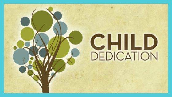 Significance of Baby Dedication