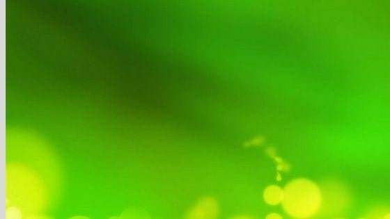 Significance of Green Colour