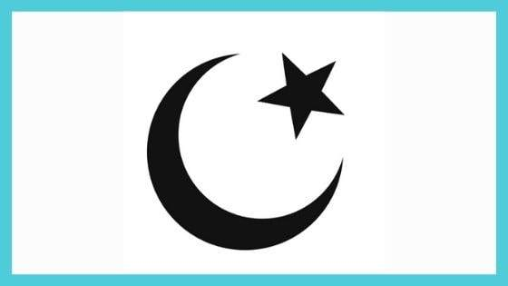 What is the History of crescent moon symbol