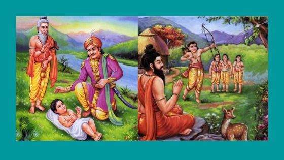 What is the Legend of Lord Ayyappa's Childhood