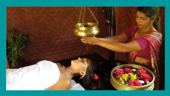 What is the Procedure of the Shirodhara Treatment