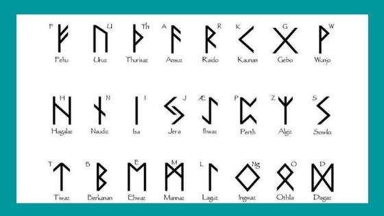 What is the Runic Elder Futhark