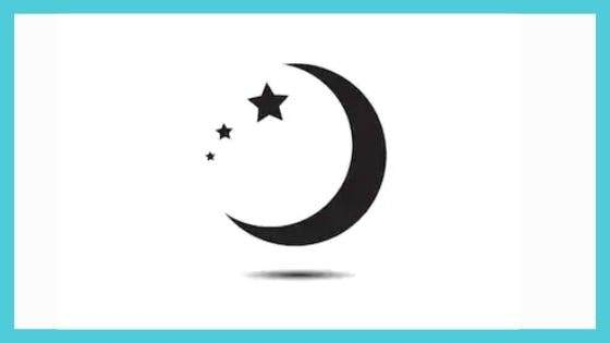 What is the Symbolism of crescent moon symbol