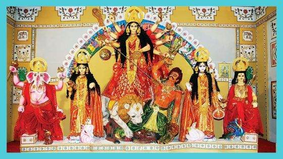 What is the meaning of Durga Puja