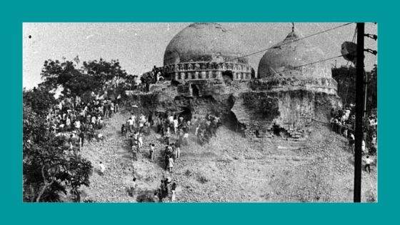 What was the Demolition aftermath of the Babri Masjid