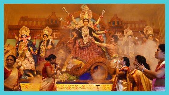 When is Durga Puja in upcoming years