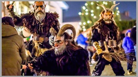 Why one must Beware the Krampus
