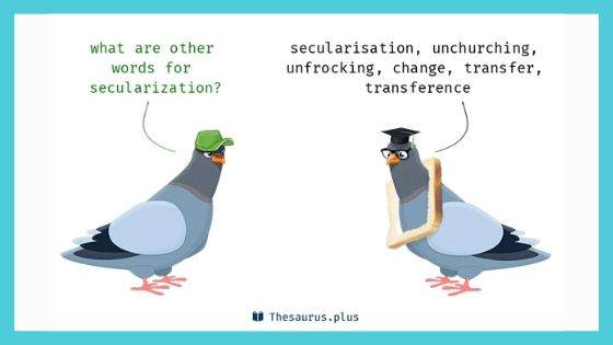 Definitions of Secularization