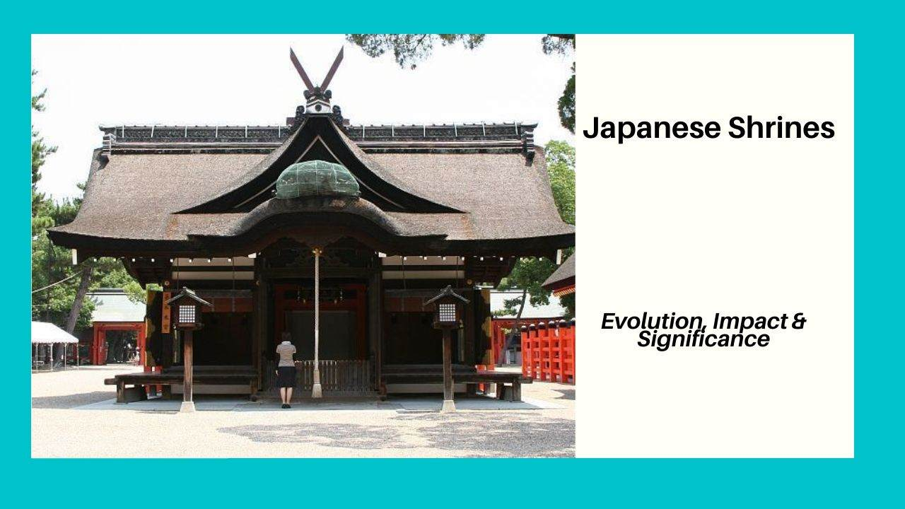 Most Historic Japanese Shrines and Temples