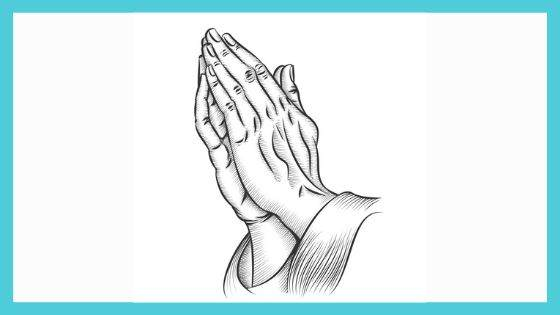 Features of the Praying Hands Artwork