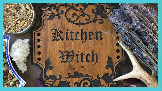 Magic Meal in Kitchen
